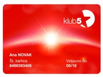 Premium članstvo Klub 5* Top Shop