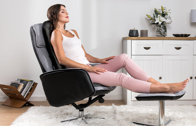 Wellneo Shiatsu Swing Back and Shoulder Massager